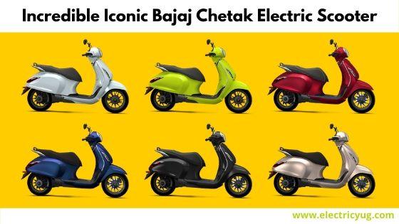 Bajaj-Chetak-Electric-Scooter