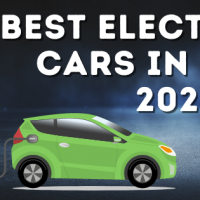 BEST ELECTRIC CARS 2021-22